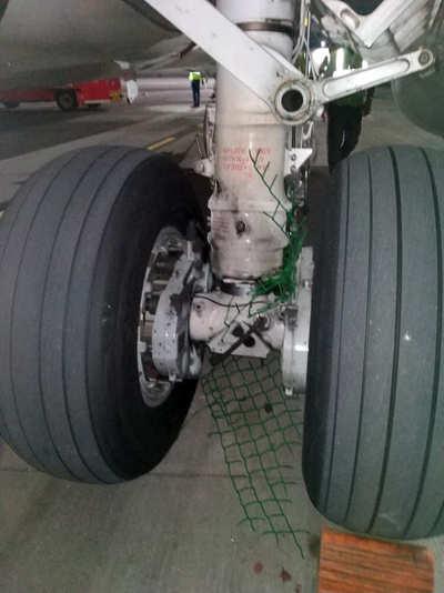 Air India Express flight makes emergency landing in Mumbai