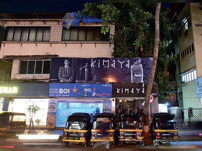 Kimaya owners' Bandra property up for auction