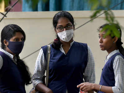 Coronavirus live updates: Govt issues SOPs for phased opening of secondary and senior secondary schools