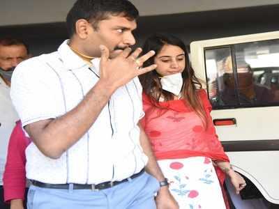 Drug case: Sandalwood actress Sanjana Galrani arrested