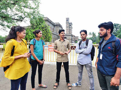 Earn-and-learn scheme at SPPU now won't allow work on Sundays, public holidays