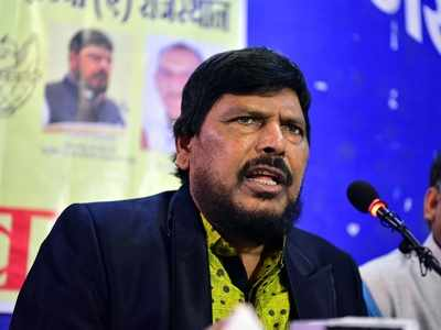 Ramdas Athawale: I gave 'go corona, go' slogan in February and now cases are subsiding