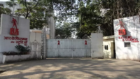 RK Studios grounded, the iconic gate to be restored