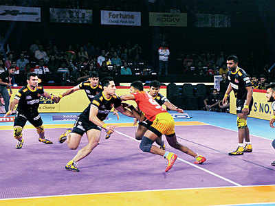 Bengaluru Bulls fall to Haryana Steelers