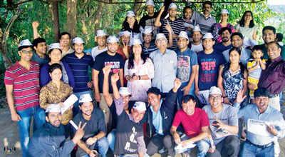 How a small IIT-B team shaped AAP's Delhi poll campaign