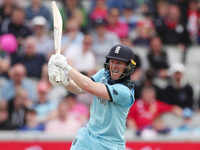 Cricket World Cup 2019: Eoin Morgan blasts record 17 sixes against Afghanistan
