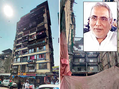 Dawood Ibrahim's former aide Tariq Parveen's links to Dongri's illegal buildings exposed