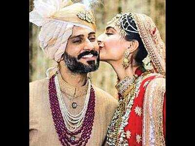 Here's how Sonam Kapoor and Anand Ahuja celebrated their 2nd wedding anniversary
