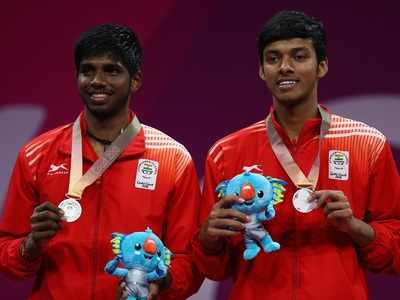 Satwiksairaj Rankireddy-Chirag Shetty become first Indian pair to win BWF Super 500 tourney at Thailand Open