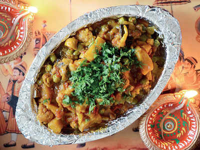 Add sparkle to your Diwali: Welcoming light with food