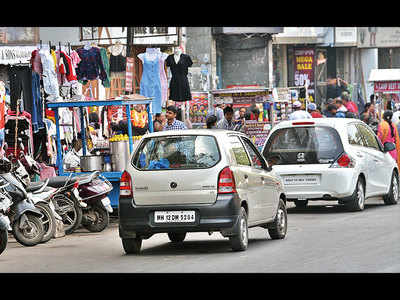 Encroachment in Camp irks locals