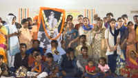 93 Pakistani Hindu visit Jagannath Temple, felicitated in Bhubaneswar