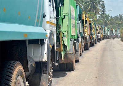 Stench of a scam in BBMP as 100 compactors 'disappear': What the truck!