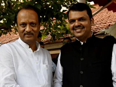 Twitter bios change yet again; Devendra Fadnavis becomes Caretaker CM, Ajit Pawar is 'former' Deputy CM