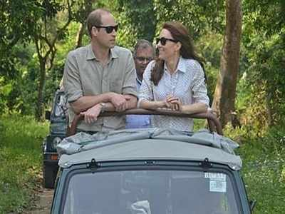'Shocked by what has happened': Prince William, Kate Middleton write to Kaziranga National Park director P Sivakumar