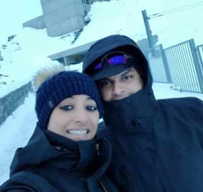 Actress Paoli Dam and husband Arjun Deb airlifted after heavy snowfall in Switzerland