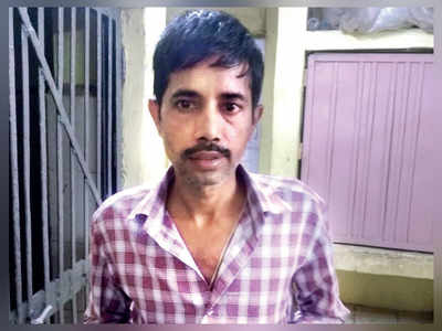 Man held for filming woman at Andheri stn