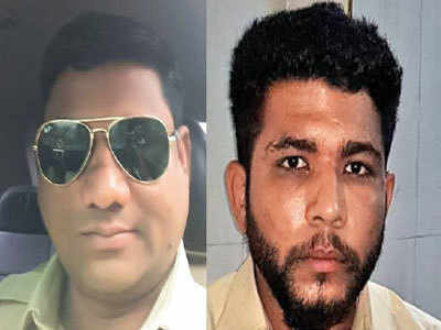 Cop, friend held for extorting Rs 2 lakh from businessman