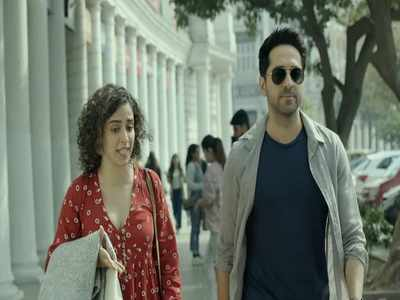 Badhaai Ho trailer: Ayushmann Khurrana gears up to become big brother once again