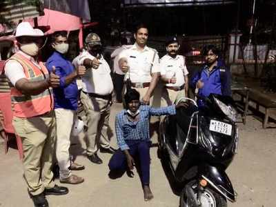Bengaluru: Cops take prompt action against mobile thief