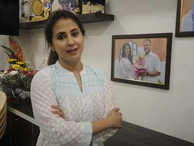 Will be happy if Raj Thackeray addresses a rally for me: Congress candidate Urmila Matondkar