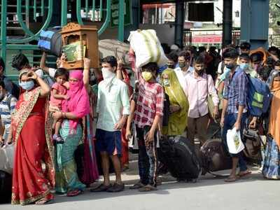 SC directs states not to charge fare from stranded migrant workers, to provide food, water