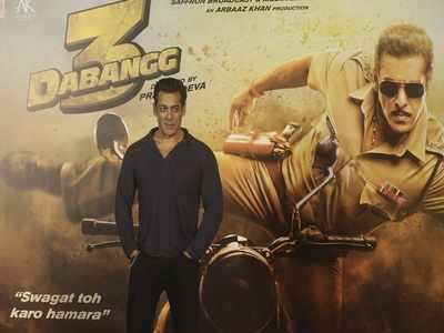 On International Men's Day, Salman Khan redefines the term Dabangg