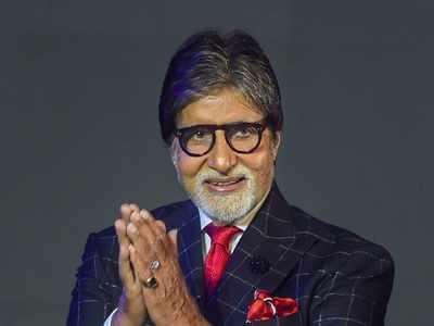 Amitabh Bachchan to be conferred with Dadasaheb Phalke Award