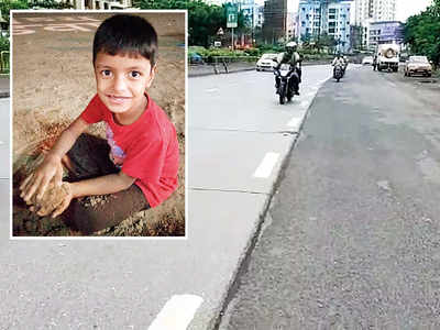 Boy, 5, killed in road accident