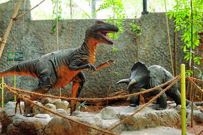 Fancy a bit of Bengaluru's very own Jurassic Park?