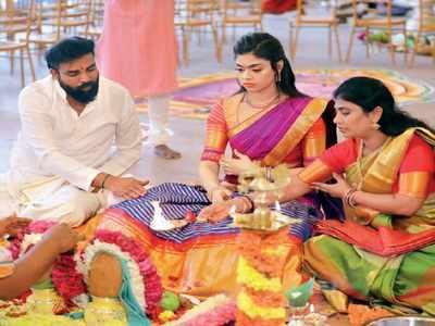 A bigger, fatter wedding for Sreeramulu's daughter