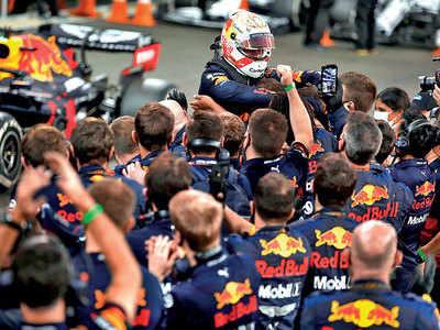 Verstappen wins Abu Dhabi F1GP