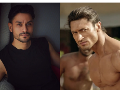 Kunal Kemmu, Vidyut Jammwal not invited for OTT press conference, actors disappointed