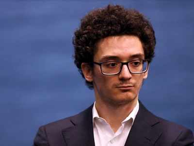Three-way tie at the top as Fabiano Caruana beats Hikaru Nakamura