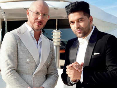 Guru Randhawa goes global with Pitbull