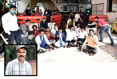 59-yr-old dies in Ruby Hall, family alleges negligence