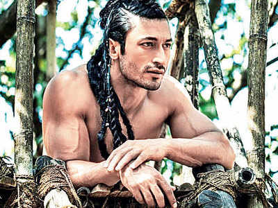 No baggage for Vidyut Jammwal