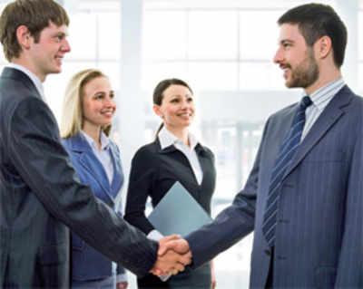 Etiquette for business