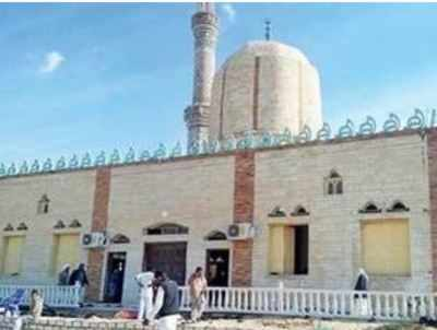 Militants kill 235 in attack on mosque in Egypt's Sinai