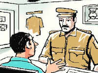 Gurugram: Two posing as cops cheat Singaporean of $3,000