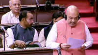 Parliament clears extension of President's rule in J&K