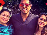 All's not well between Yuvraj's mother and Hazel!