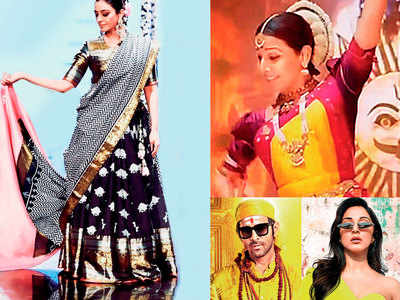 "Tabu to dance to Vidya Balan's song ""Ami Je Tomar"" in Bhool Bhulaiyaa 2"