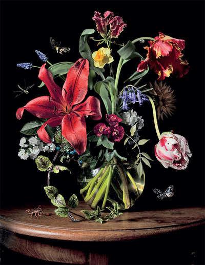 A digital florist