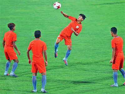 FIFA U-17 World Cup: 'Every lost game today is a win in the future'