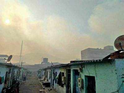 'Poor' air chokes Amdavadis