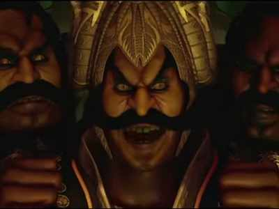 'Mahayoddha Rama' review: Don't look for nostalgia here