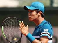 Lee Duck-hee becomes first deaf player to win an ATP main draw match