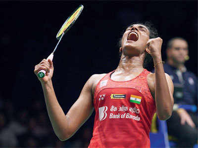 Sindhu marches on