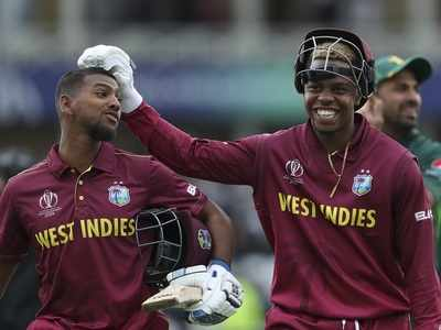 West Indies beat Pakistan by 7 wickets